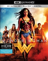 Wonder Woman 4K (2017)(BD + Digital Copy)