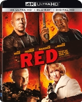 Red 4K (BD + Digital Copy)