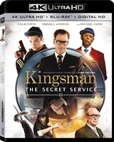 Kingsman: The Secret Service 4K (BD + Digital Copy)