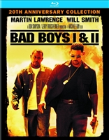 Bad Boys / Bad Boys II (BD + Digital Copy)