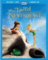 Tinker Bell And The Legend Of The NeverBeast (BD/DVD + Digital Copy)