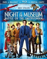 Night at the Museum: Battle of the Smithsonian (BD/DVD + Digital Copy)