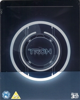 Tron: Legacy 3D SteelBook (UK)