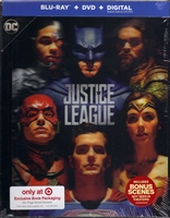 Justice League DigiBook (2017)(BD/DVD + Digital Copy)(Exclusive)