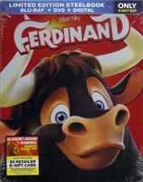Ferdinand SteelBook (BD/DVD + Digital Copy)(Exclusive)