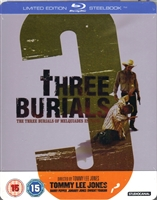 The Three Burials of Melquiades Estrada SteelBook (UK)
