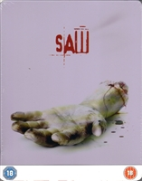 Saw: Unrated SteelBook (UK)