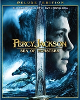 Percy Jackson: Sea of Monsters 3D (BD/DVD + Digital Copy)