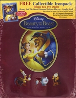 Beauty and the Beast IronPack (1991)(EMPTY)