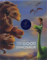 The Good Dinosaur 3D Lenticular SteelBook (Korea)