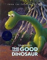 The Good Dinosaur 3D Full Slip A1 SteelBook (Korea)