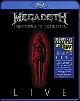 Megadeth: Countdown To Extinction - Live (BD/CD)(Exclusive)