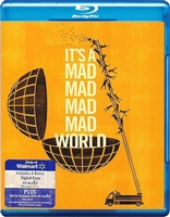It's a Mad, Mad, Mad, Mad World (BD + Digital Copy)(Exclusive)