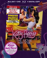 Katy Perry: Part of Me w/ Bonus Features (BD/DVD + Digital Copy)(Exclusive)
