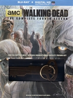 The Walking Dead: Season 4 Prison Key & Box (Exclusive)(EMPTY)