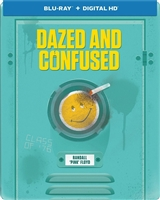 Dazed and Confused SteelBook (Iconic Art)(BD + Digital Copy)(Exclusive)