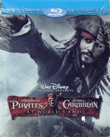 Pirates of the Caribbean: At World's End SteelBook (Exclusive)