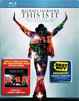 Michael Jackson's This Is It - Version 1 (Exclusive)