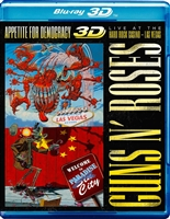 Guns N' Roses: Appetite for Democracy 3D - Live at the Hard Rock Casino, Las Vegas