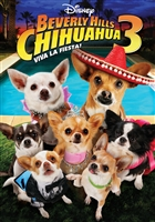 Beverly Hills Chihuahua 3 HD Digital Copy Code (VUDU/iTunes/GooglePlay)