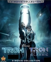 Tron (1982) & Tron: Legacy HD Digital Copy Code (VUDU/iTunes/GooglePlay)