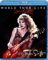 Taylor Swift: Speak Now World Tour Live (BD/CD)(Exclusive)
