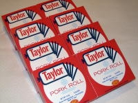 Taylor Pork Roll (pre-sliced)