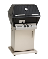 Qrave Premium Gas Grill, Natural