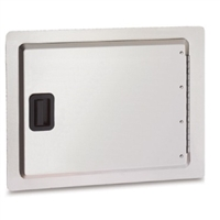 "12"" X 18"" Access Storage Door, Stainless Steel"