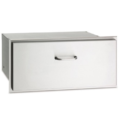 "30"" Drawer, Stainless Steel"