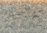 Decorative Crushed Glass - Clear Frost (Required for Burner and LED lighting)
