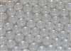 "Decorative Glass Droplets 1/2""  -  Glacier Ice"