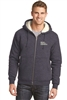 CornerStone Heavyweight Sherpa-Lined Hooded Sweatshirt