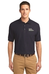 Port Authority Men's S/S Silk Touch Polo