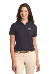 Port Authority Ladies S/S Silk Touch S/S Polo