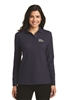 Port Authority Ladies L/S Silk Touch L/S Polo
