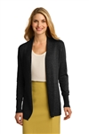 Port Authority Ladies Open Front Cardigan Sweater