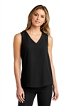 Port Authority Ladies Sleeveless Blouse