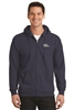 Port Authority Unisex Full Zip Hooded Sweatshirt