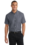 Port Authority Mens S/S Oxford Shirt
