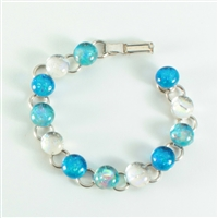 Birthstone Beads with Frit
