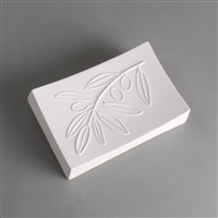 GM219 Olive Texture Soap Dish