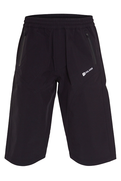 Polaris AM FLUX WATERPROOF SHORT, Black, XL
