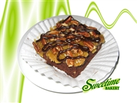 German Chocolate Brownie