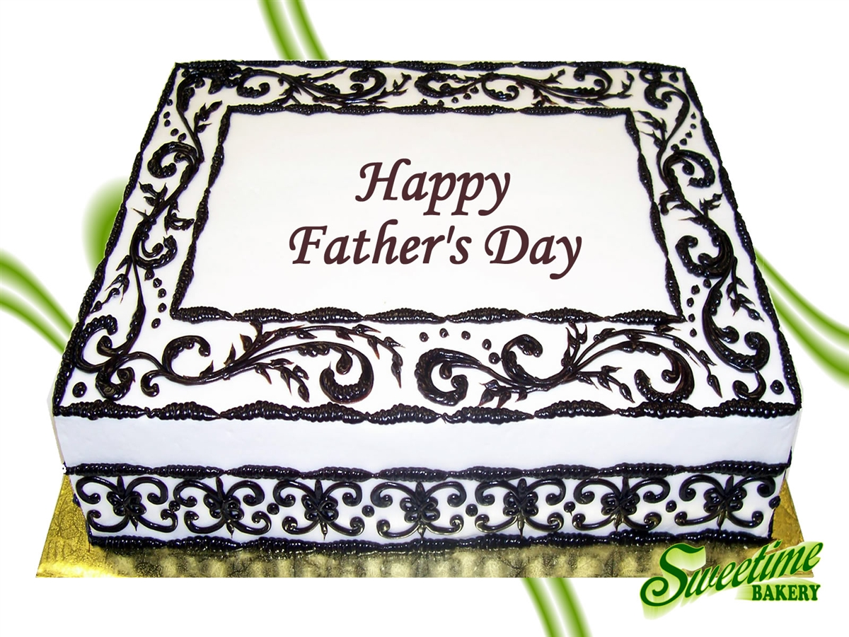 Album Fathers Day Masculine Cakes