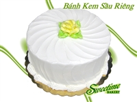 Durian Fruit Cake