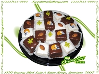 Saints Petit-4 Tray
