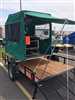Sports Camper Trailer. Can be pulled by Motorcycle