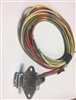 Bike Side 5 wire round harness