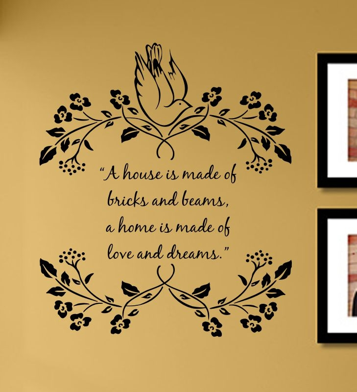 Custom Canvas Art Quotes